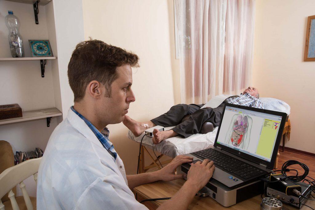 גלובאל דיאגנוסטיקס | רפואת תדרים